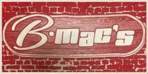 Country Cooking B-Mac's restaurant logo